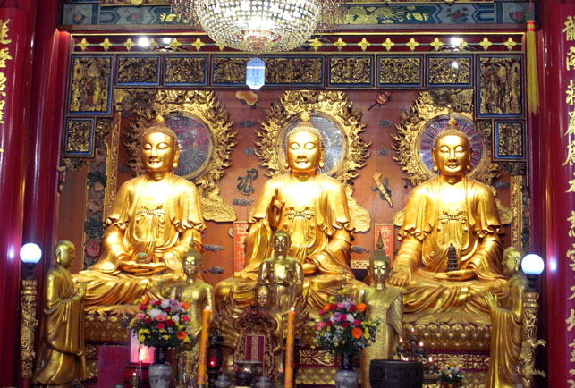 龍蓮寺の本尊