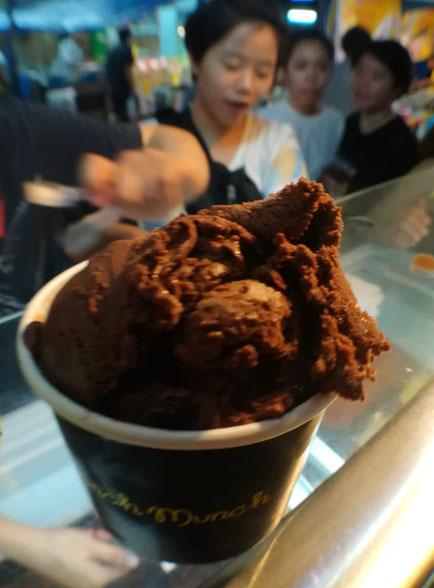 ビーガンアイスクリーム