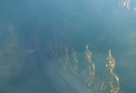 カオルアン洞窟の入り口