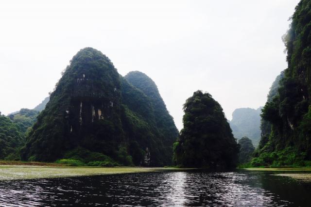 チャンアンの岩山