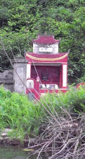 チャンアンの祠