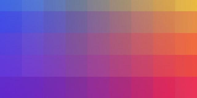 衣服の色彩